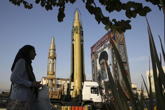 Teheran prekršio nuklearni sporazum: Francuska, Britanija i Nemačka POKREĆU MEHANIZAM za spor zbog Irana