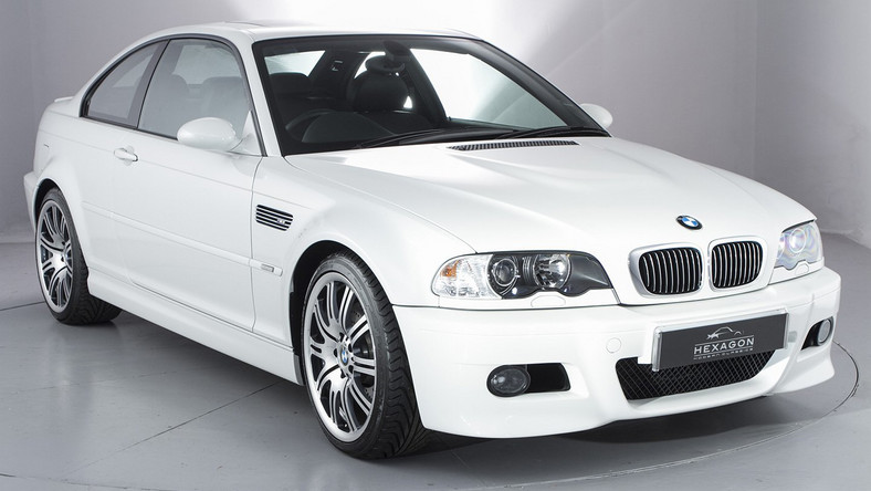 BMW M3 front