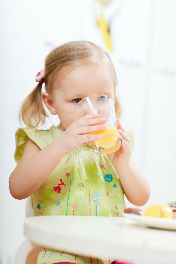 Koliko sokova deca treba da piju?