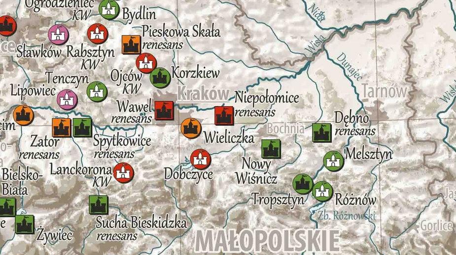 Aut. Marcin Sobiech - EXGEO Professional Map