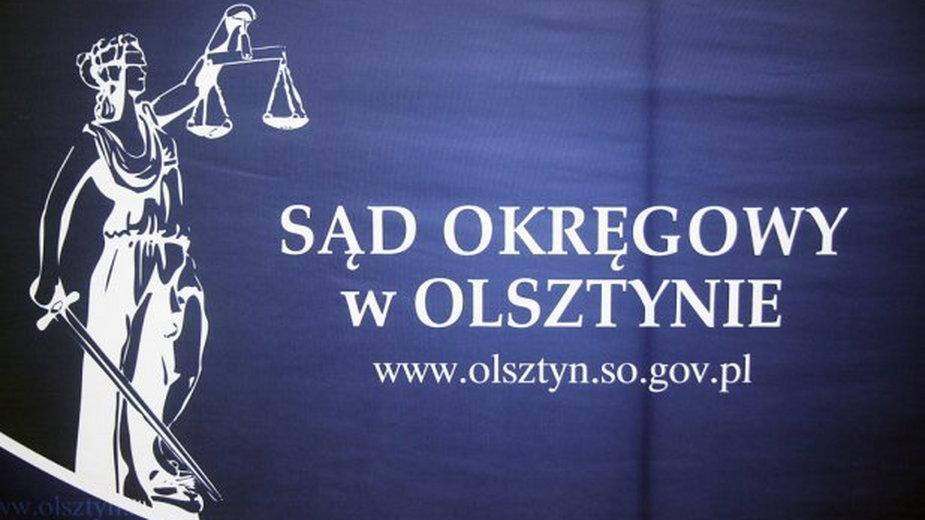 Dwoje sędziów z Olsztyna nie chce orzekać z sędzią powołanym przez KRS
