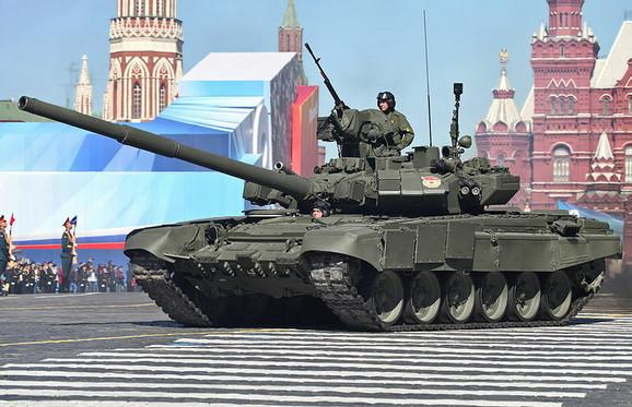 Tenk T-90