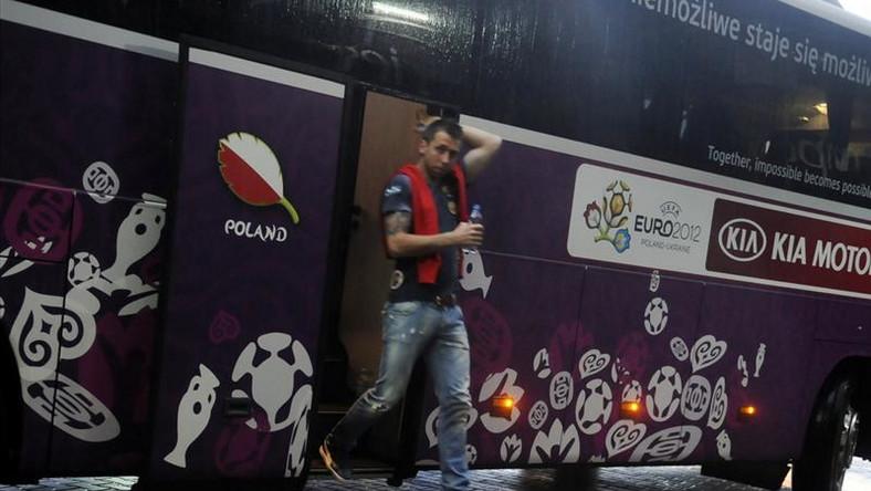 Obrońca reprezentacji Polski