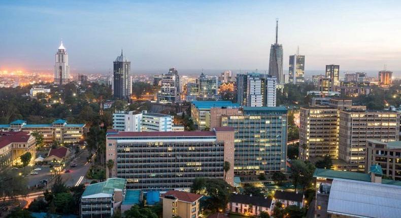 Upperhill Nairobi