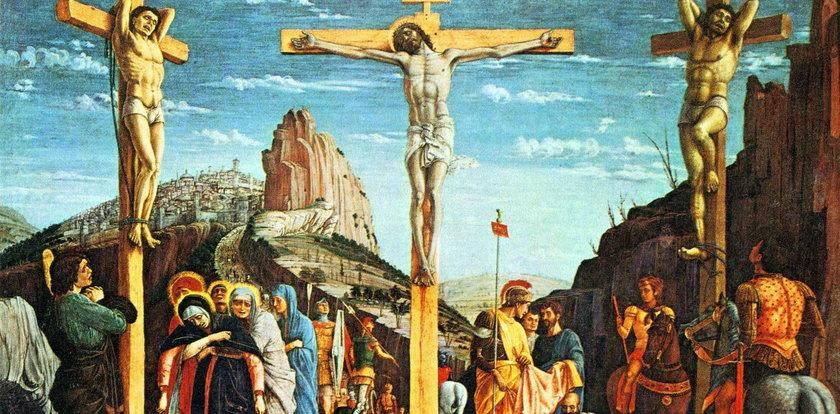 Ile ważył krzyż, na którym skonał Jezus Chrystus? Z jakiego drzewa go zrobiono?