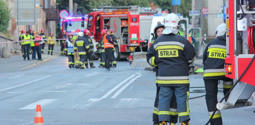 Wyciek gazu w Warszawie. Ewakuowano kilkaset osób!