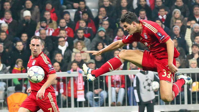Bayern zarobił ponad milion euro, mimo braku sukcesów