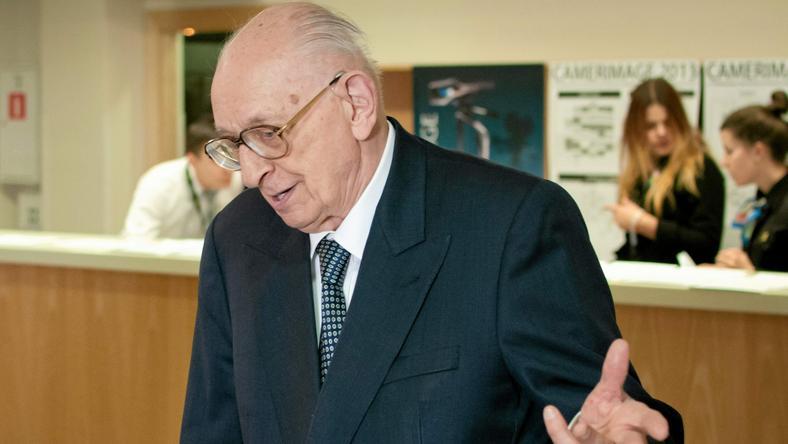 Profesor Władysław Bartoszewski