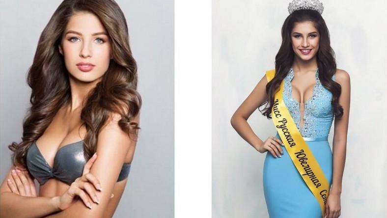 Ma 18 lat, 174 cm wzrostu, idealną figurę i niebanalna urodę. Jana Dobrowolskaja została właśnie wybrana najpiękniejszą Rosjanką! Poza zaszczytnym tytułem i koroną miss wartą prawie 1 mln dolarów, wygrała samochód i 3 mln rubli. Oto Miss Rosji 2016!