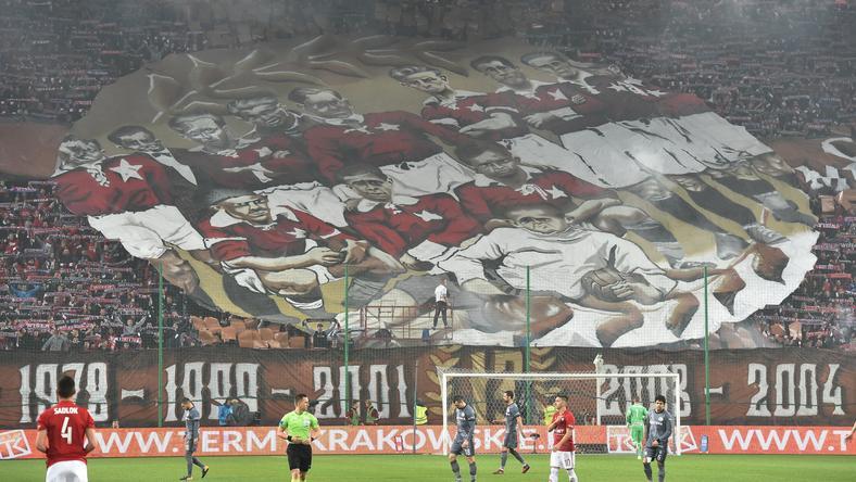 Kraków: naukowcy AGH mierzyli poziom dopingu na meczu Wisła-Legia