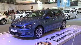 Volkswagen Golf (Motor Show 2013)