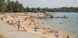 Awantura na krakowskim kąpielisku Bagry. Ratownik skuty kajdankami