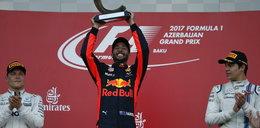 Najlepszy wyścig sezonu F1. Vettel uderzył Hamiltona