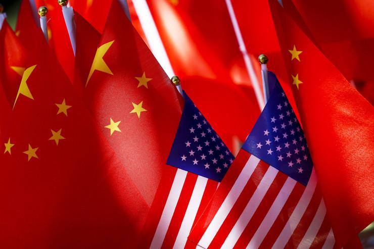 Kina, Amerika, SAD