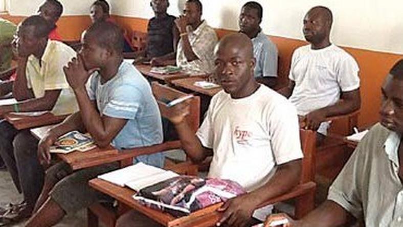 Nigerian Prison Inmates. Photo: Pulse.ng