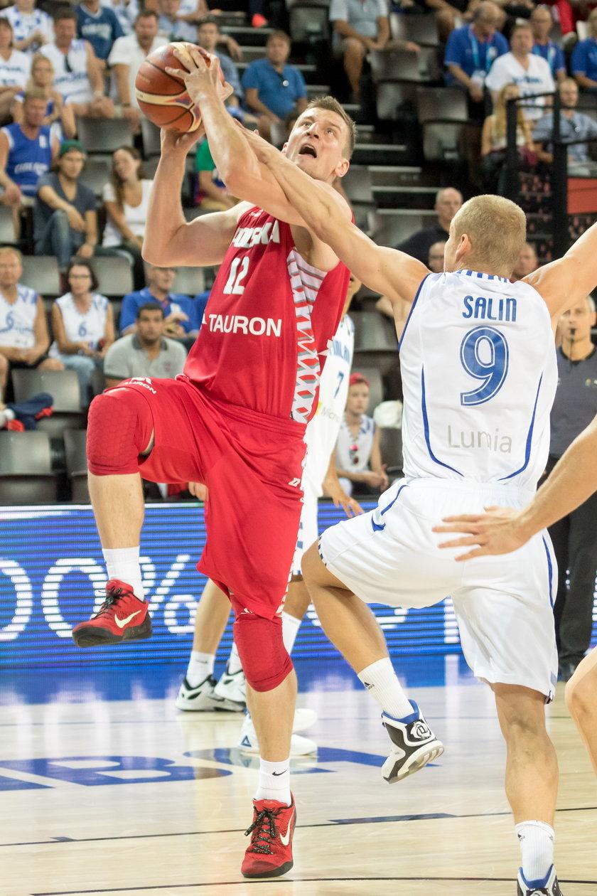 EuroBasket 2015: Polska - Finlandia 78:65!
