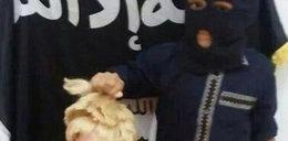 Ekstremiści uczą dzieci, jak obcinać głowy!