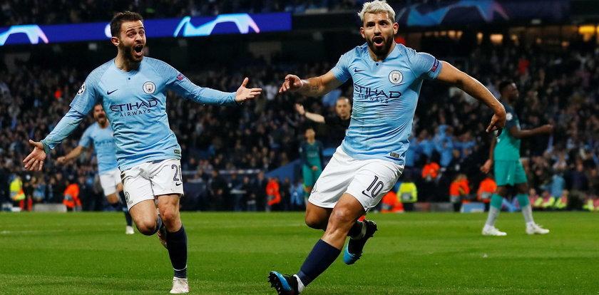 Liga Mistrzów: Zwycięstwa Realu Madryt i Manchesteru City