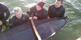 Wielkie odkrycie na dnie jeziora