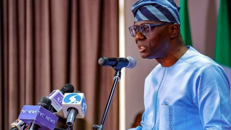 Image result for Sanwo-olu presents 2020 Budget to state House of Assembly