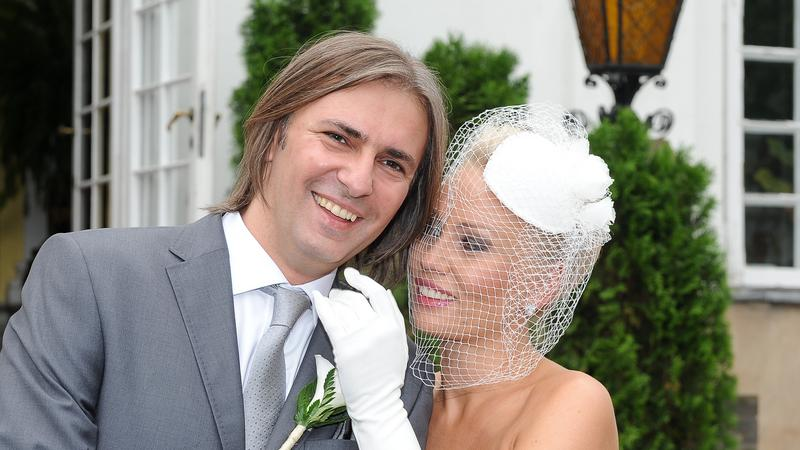 Monika Jarosińska i Robert Korzeniewski (fot. mwmedia)