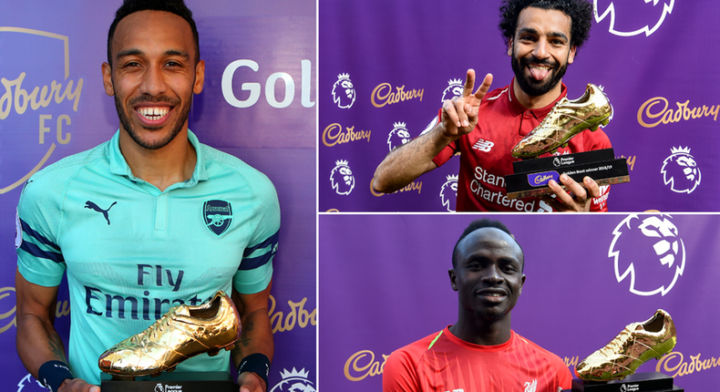 Golden Boot award for three African players (premier league news)
