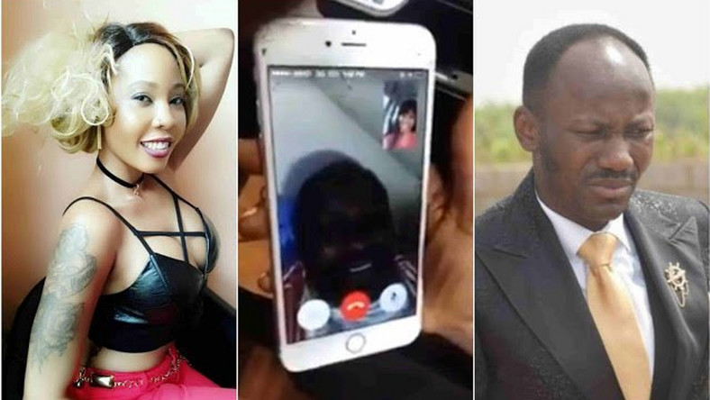 Image result for pictures of Apostle Johnson Suleman and other pastors alleged of sex scandals