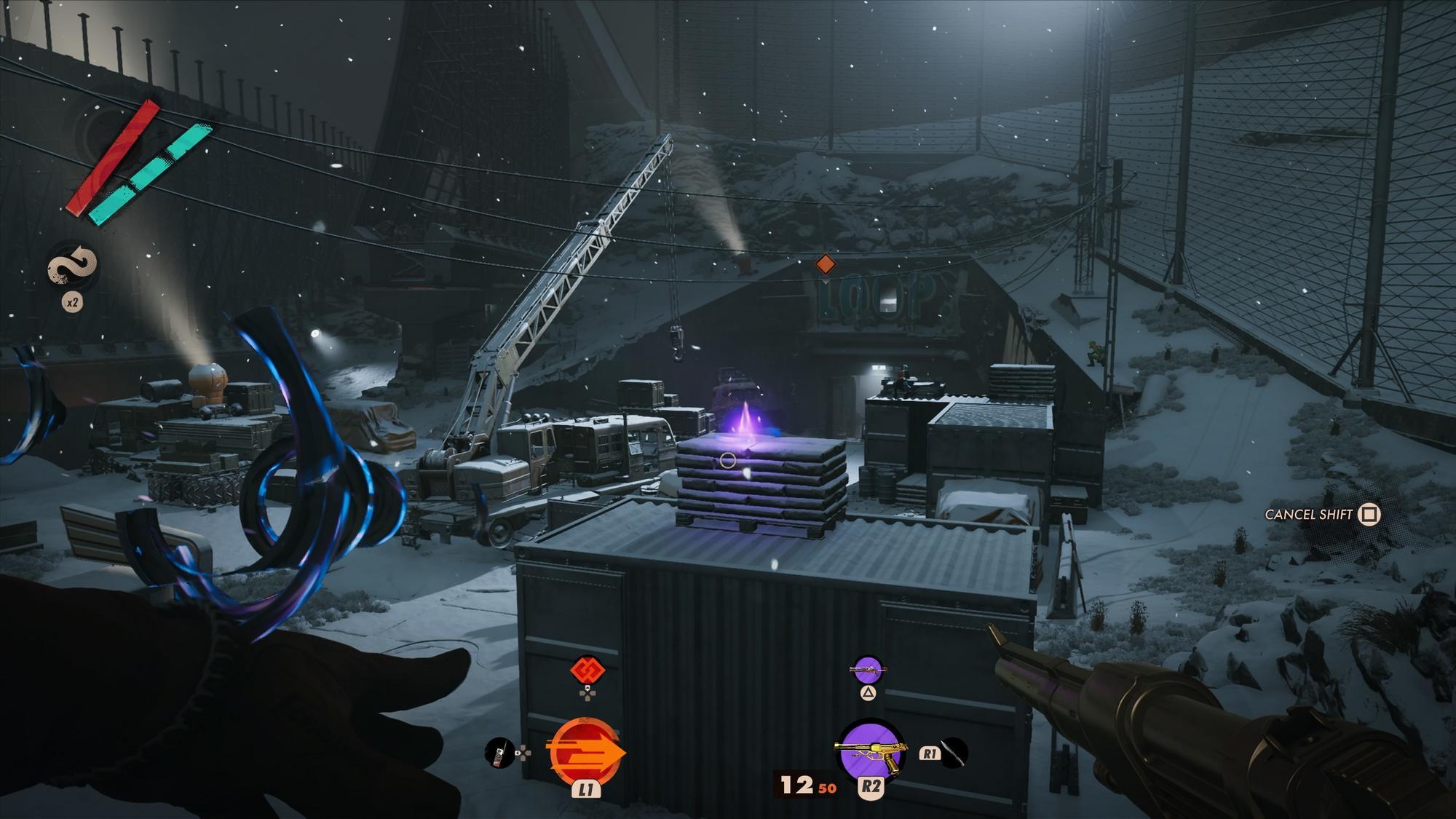 V hre nechýba ani teleportácia – ikonická schopnosť zo série Dishonored.