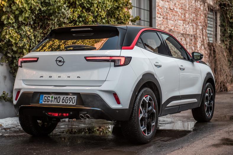 Opel Mokka 1.2 Turbo/130 KMGS Line
