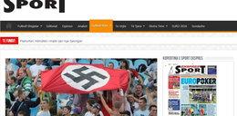 Albańskie media o Legii: Naziści, rasiści, prowokatorzy
