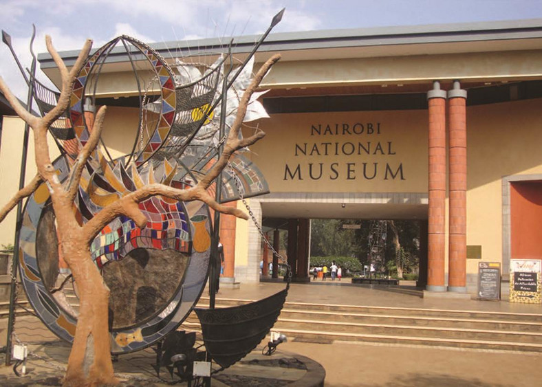 The National Museums of Kenya. (africanvibes)