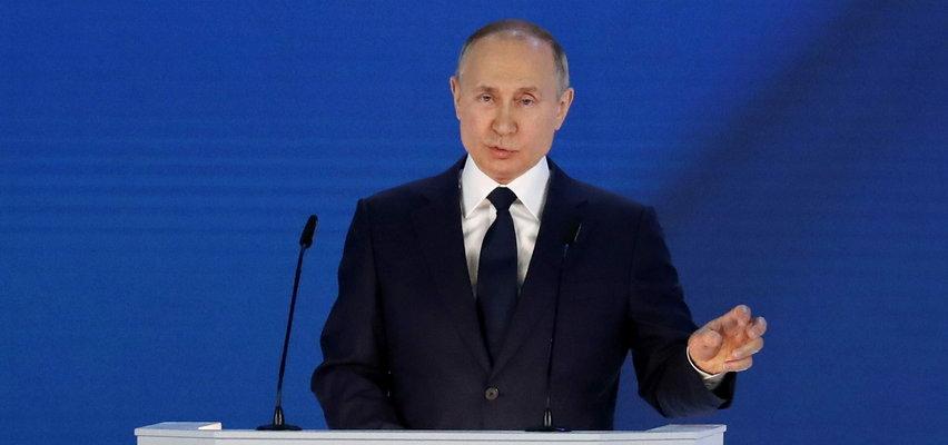 Szokujące słowa Putina o Nawalnym w amerykańskiej telewizji