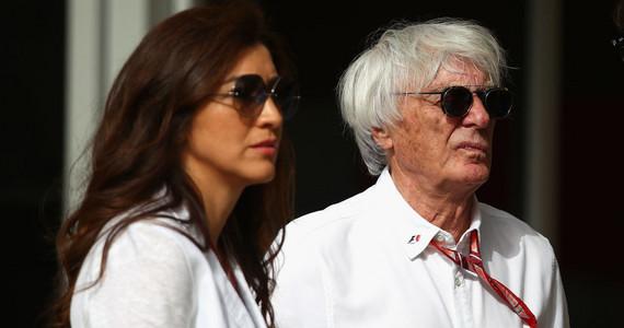 Bernie Ecclestone i Fabiana Flosi zostana rodzicami
