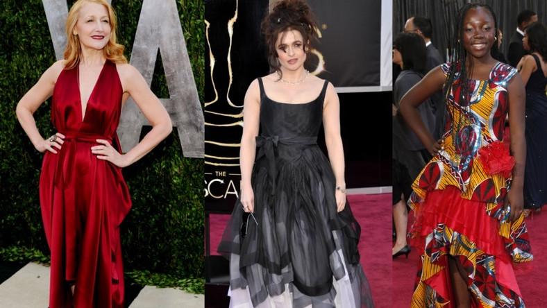 One zaprezentowały najgorsze kreacje na gali Oscary 2013