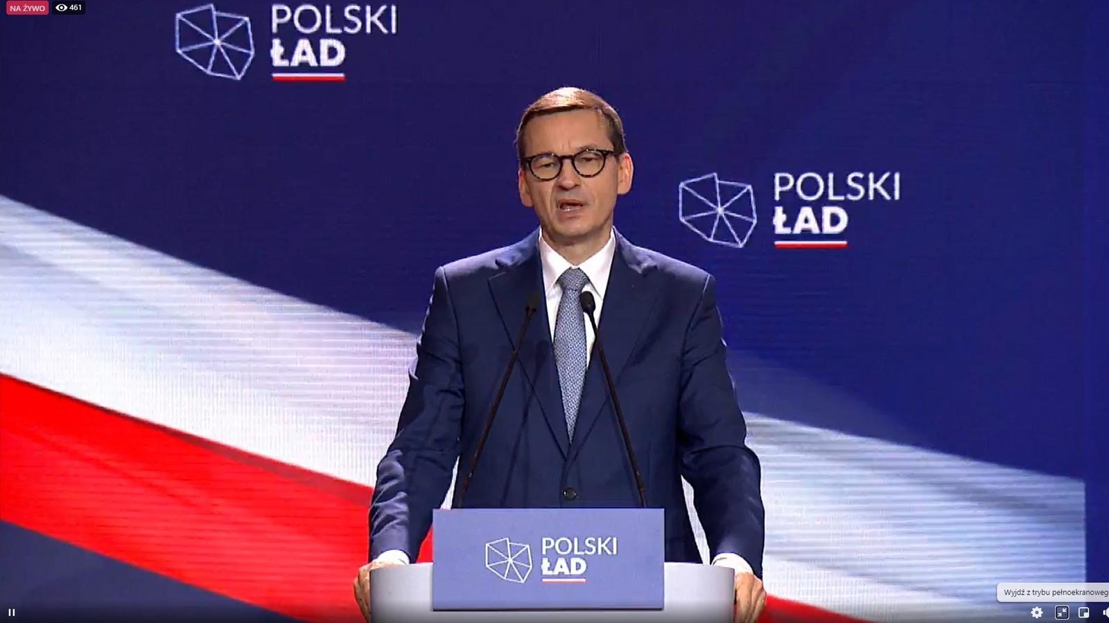 Te słynne zapisy z Polskiego Ładu dostały poparcie