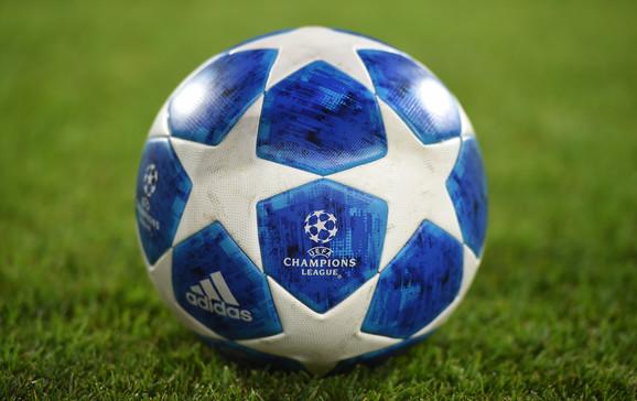 Lopta Liga šampiona