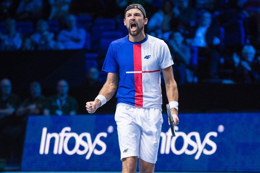 Tenis ziemny. Nitto ATP Finals. 15.11.2017