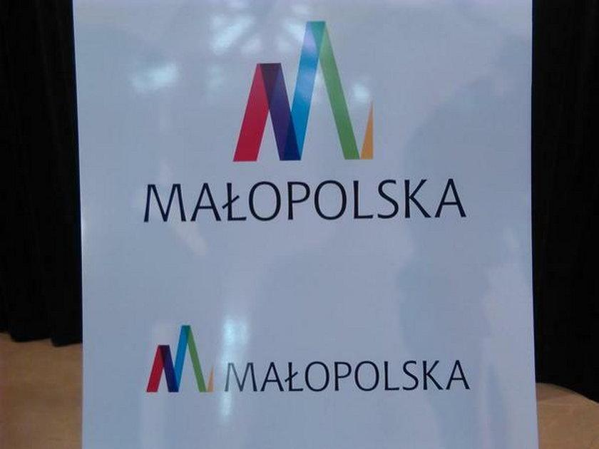 Małopolska ma nowe logo. Za 30 tys!