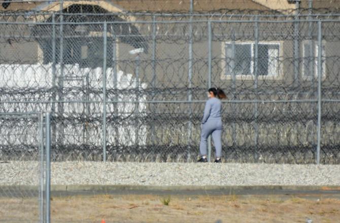 Zatvor u kojem kaznu služi glumica Lori Laflin