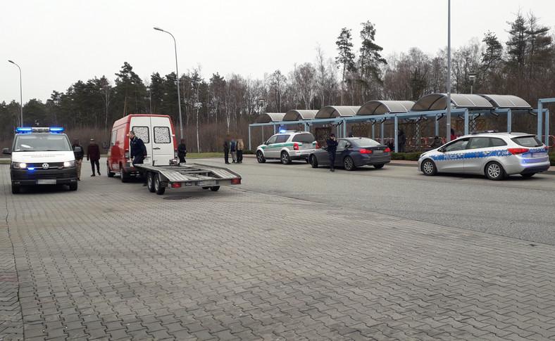 11 osób podróżowało do Szwecji w busie zarejestrowanym na 2 pasażerów