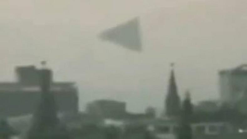 Sensacja! UFO krążyło nad Moskwą