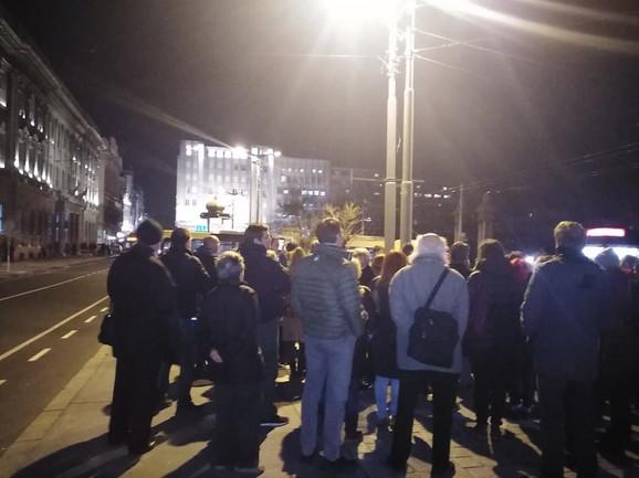 Protesti za trolu 28