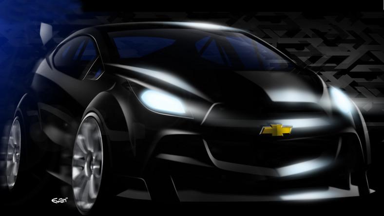 WTCC Ultra - linie tego auta już są np. w Aveo. Jesienią przyjedzie Cruze, czyli nowy Chevrolet - następca Lacetti