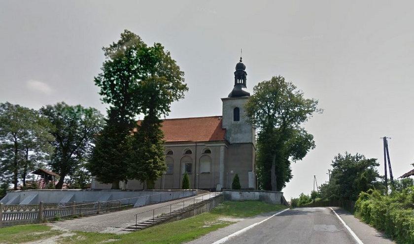 Kościół w Goszczanowie