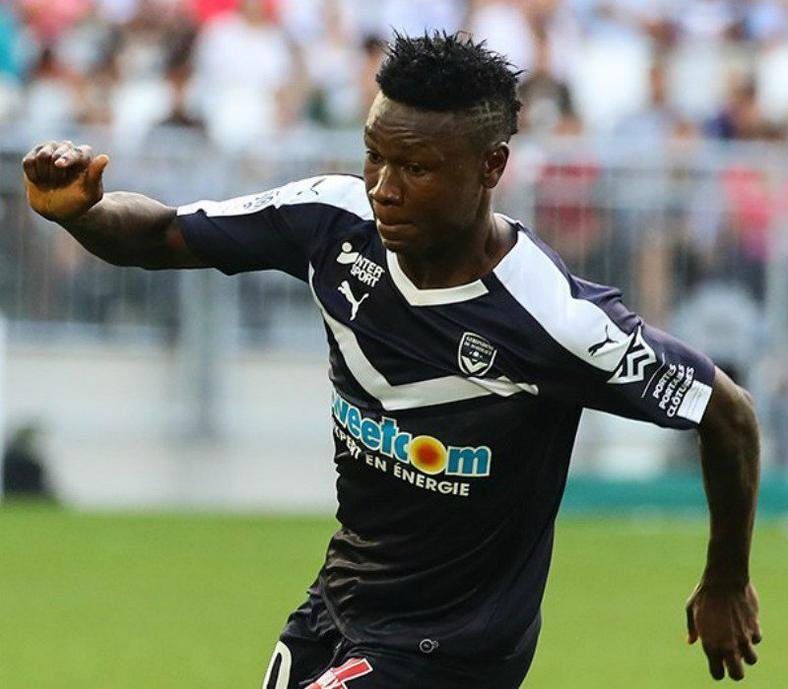 Samuel Kalu has played for the Super Eagles in 2018 {Getty Images}