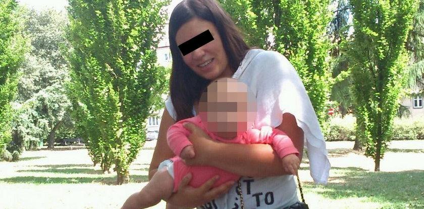 Magdalena zadźgała nożem swoją 3-letnią córeczkę. Wciąż nie wiadomo czy była poczytalna