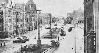 """Węgry: Otwarto wystawę """"Rozstrzelane miasta. Poznań-Budapeszt 1956"""""""