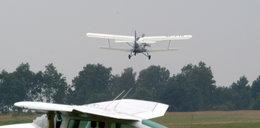 Samolot runął w Myśliborzu. Jedna osoba nie żyje
