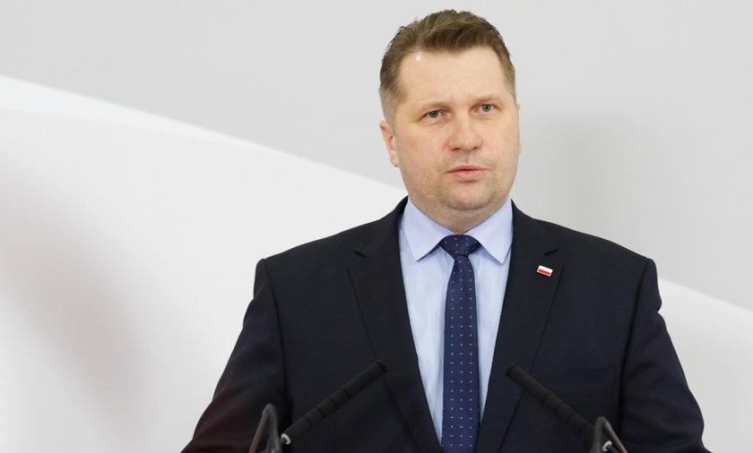 Przemysław Czarnek.