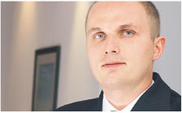 Sławomir Paruch, wspólnik w kancelarii Sołtysiński Kawecki & Szlęzak Fot. Marek Matusiak